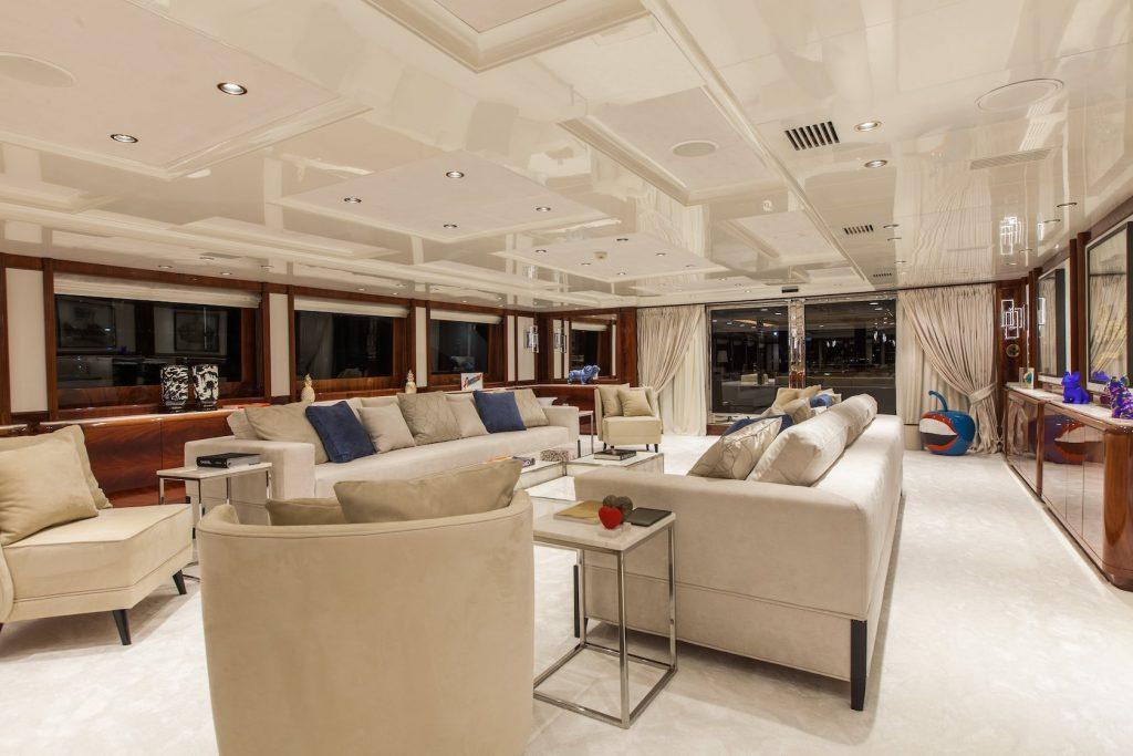 Mykonos Luxury Yacht Omega11