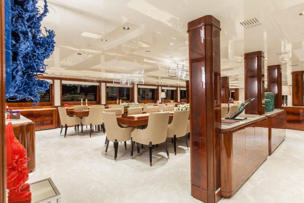 Mykonos Luxury Yacht Omega13