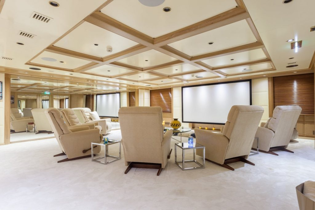 Mykonos Luxury Yacht Omega21