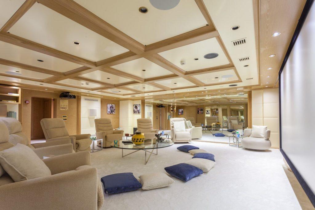 Mykonos Luxury Yacht Omega22