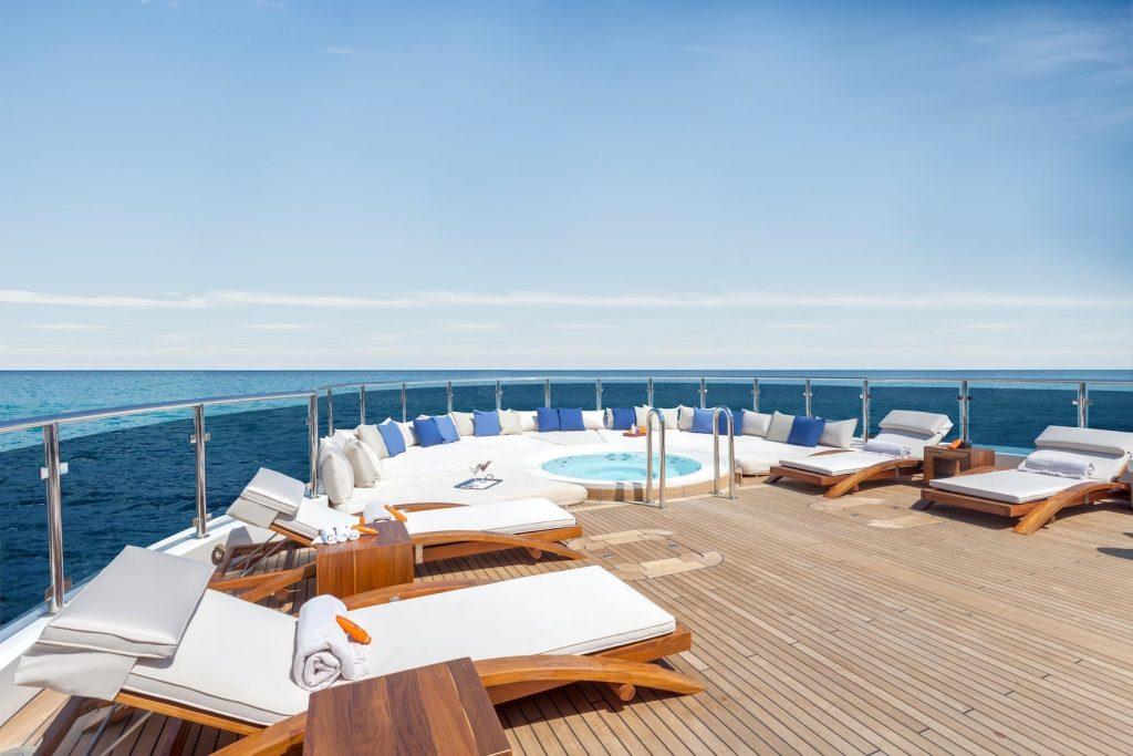 Mykonos Luxury Yacht Omega25