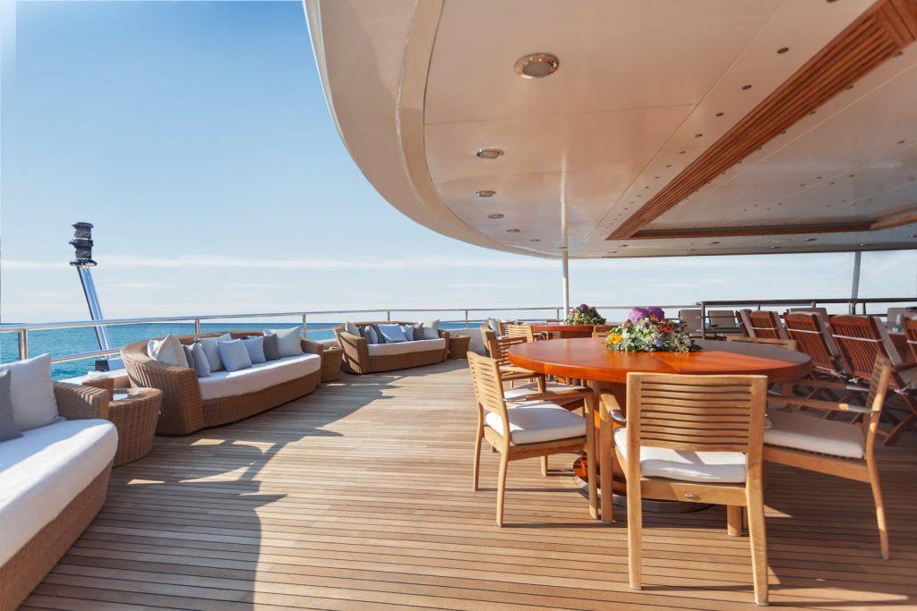 Mykonos Luxury Yacht Omega26