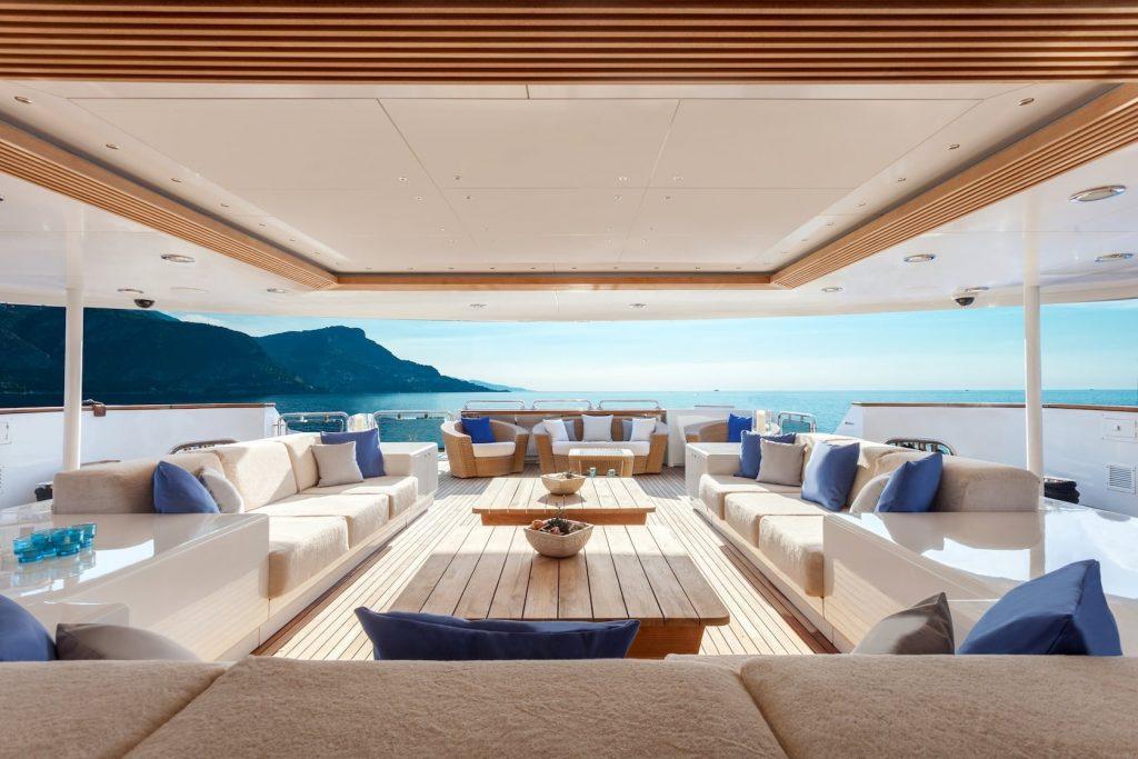 Mykonos Luxury Yacht Omega27