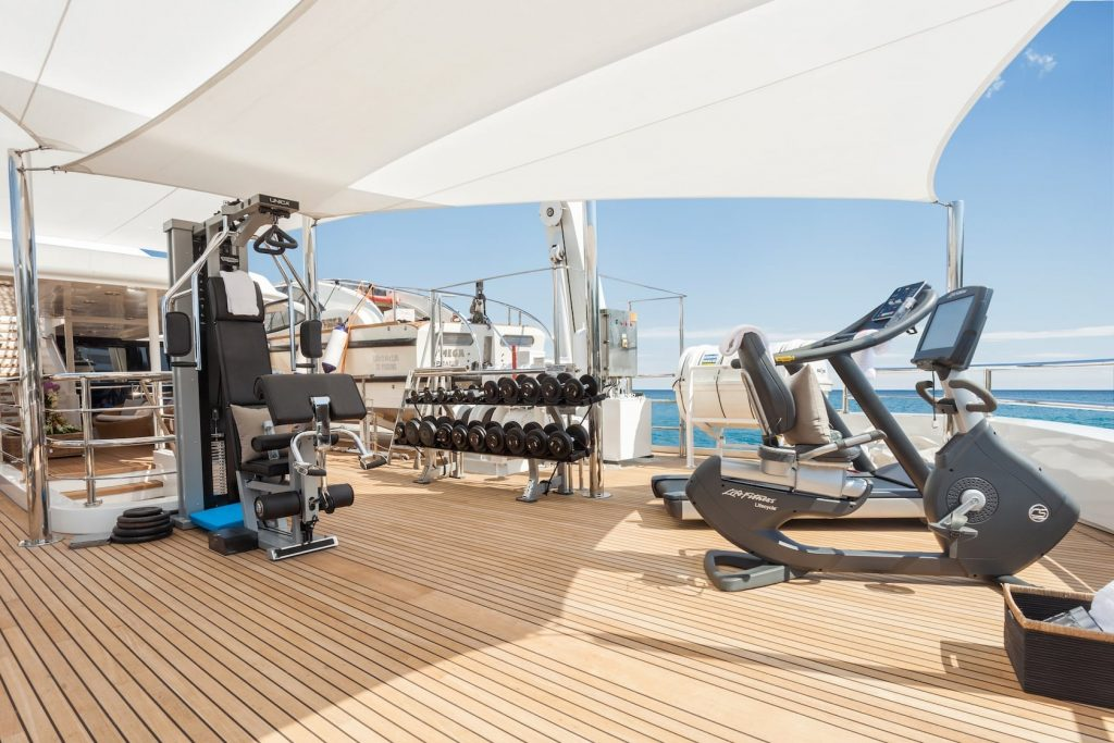 Mykonos Luxury Yacht Omega28