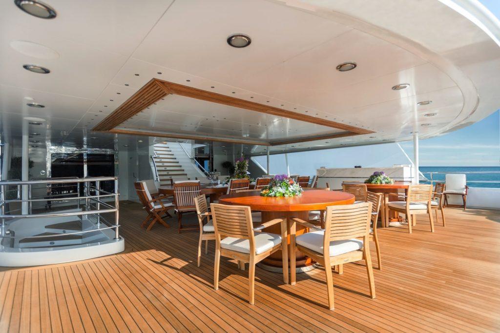 Mykonos Luxury Yacht Omega30