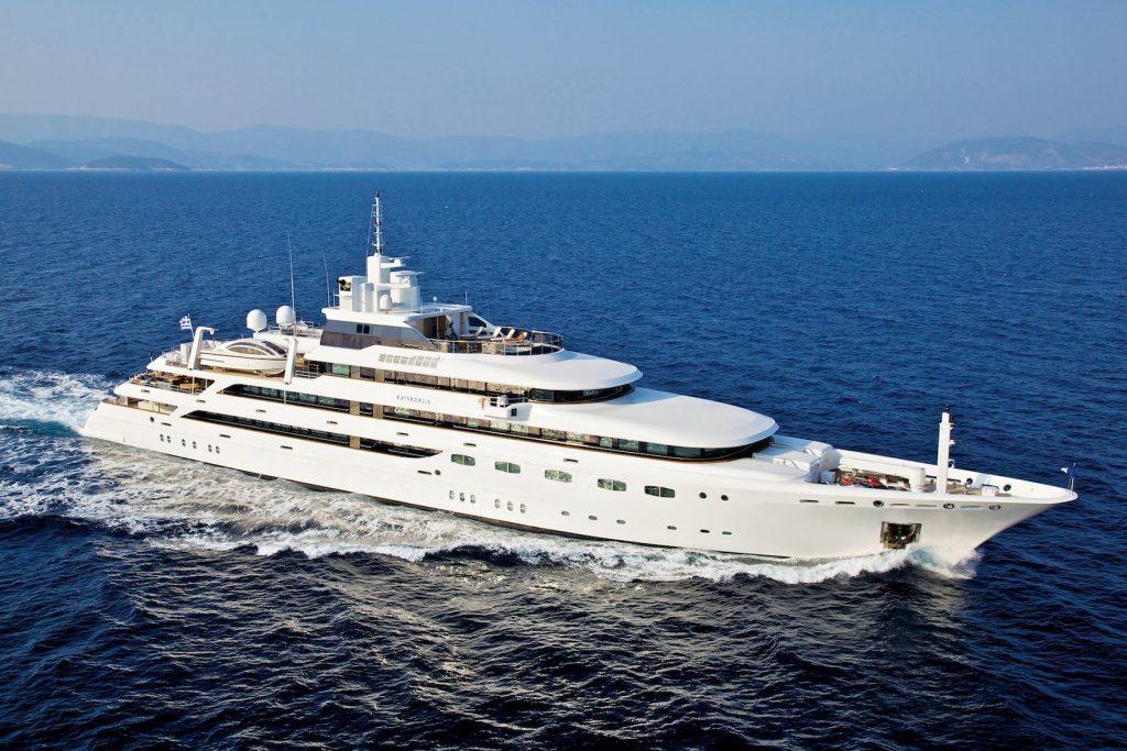 Mykonos Luxury Yacht Omega33