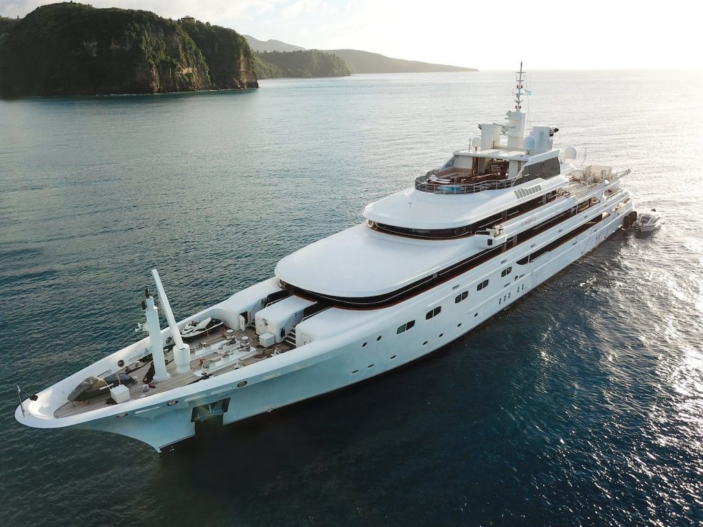 Mykonos Luxury Yacht Omega34