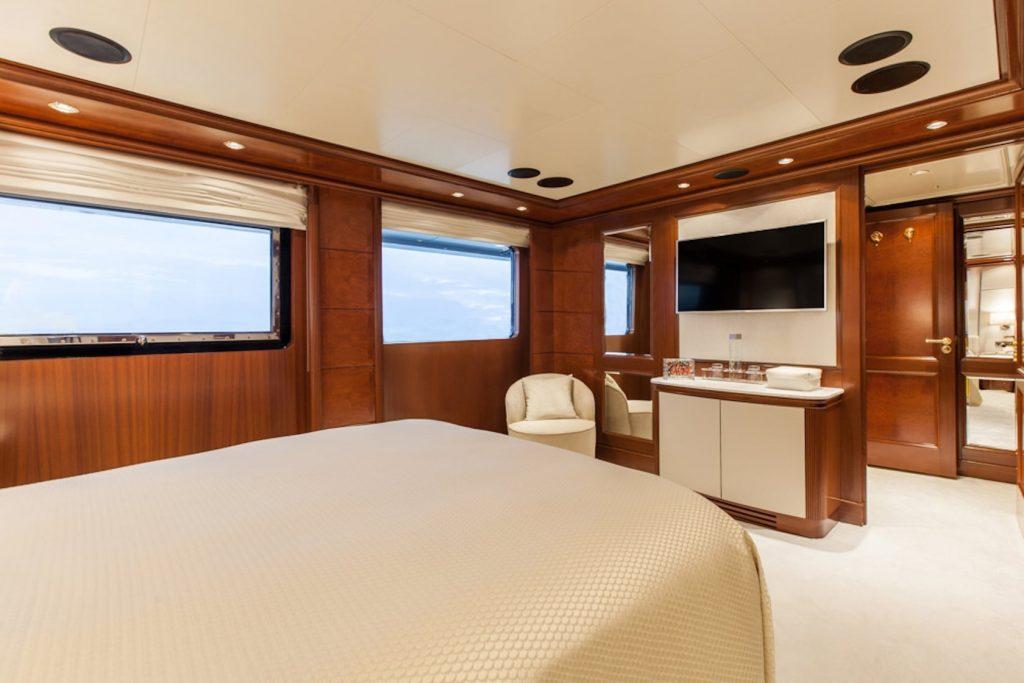 Mykonos Luxury Yacht Omega36