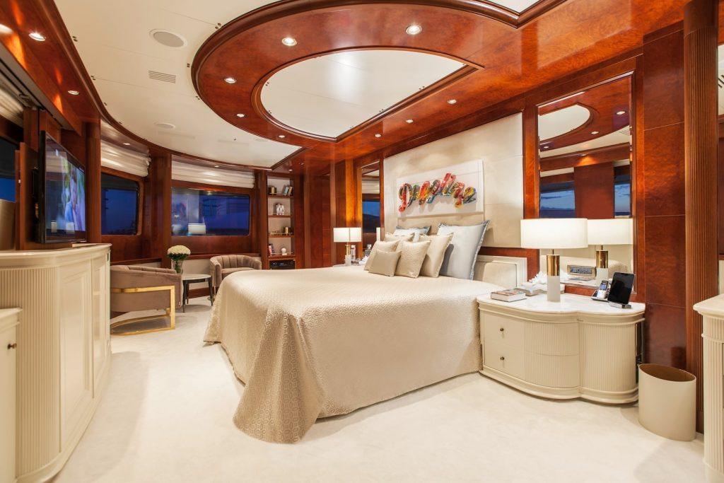Mykonos Luxury Yacht Omega6