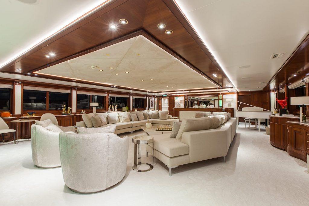 Mykonos Luxury Yacht Omega9
