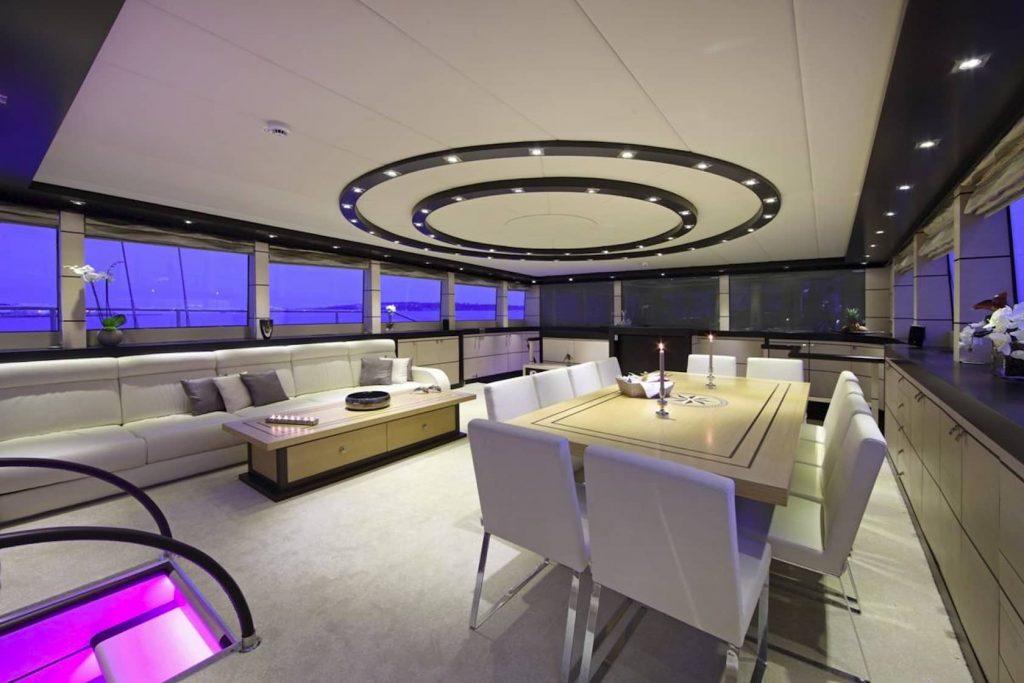 Mykonos Luxury Yacht Perla Del Mare10