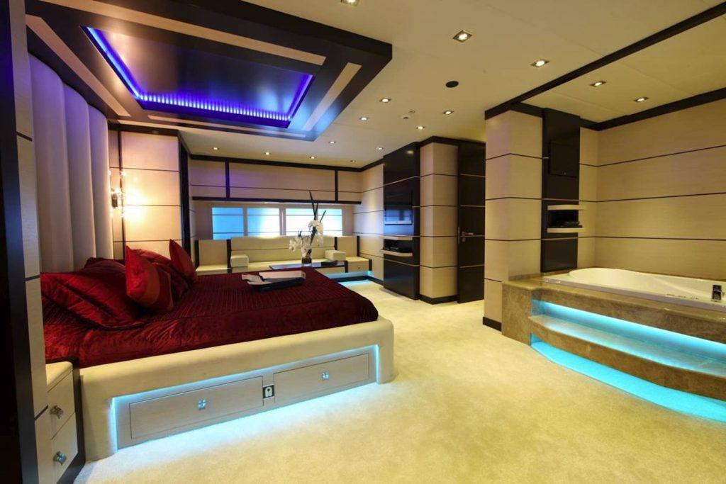Mykonos Luxury Yacht Perla Del Mare12