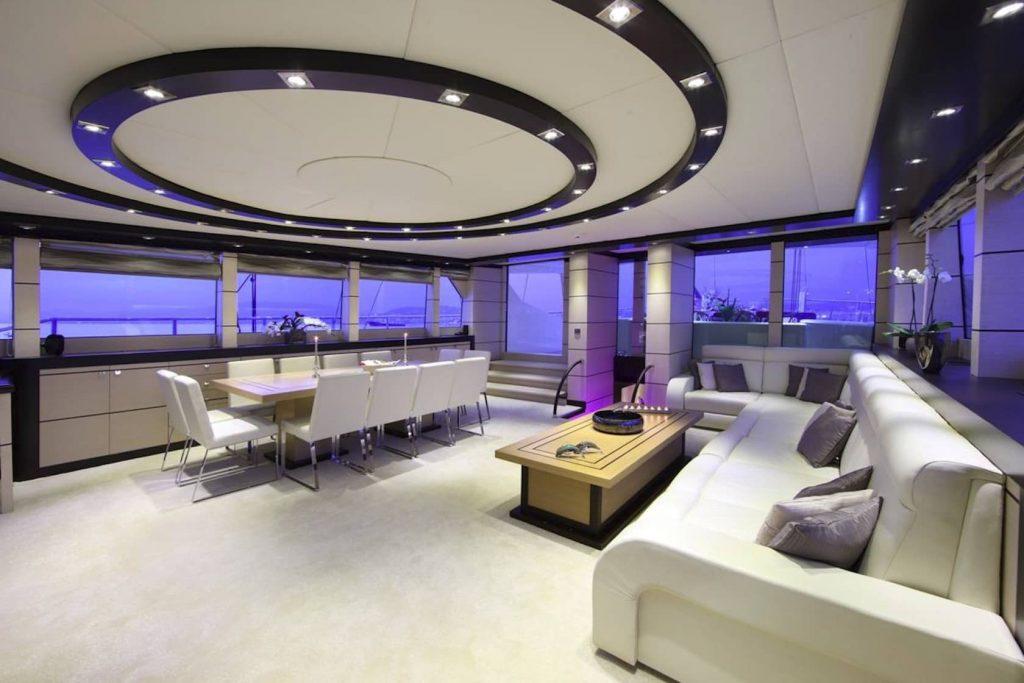 Mykonos Luxury Yacht Perla Del Mare9