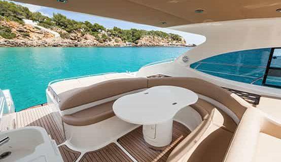 Mykonos luxury yacht Primatist G412