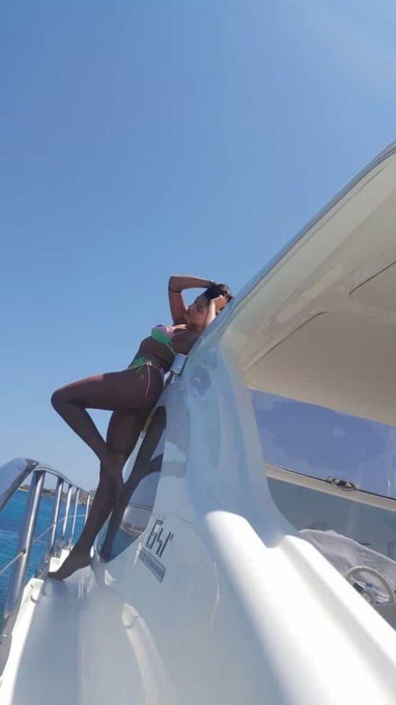 Mykonos luxury yacht Primatist G413