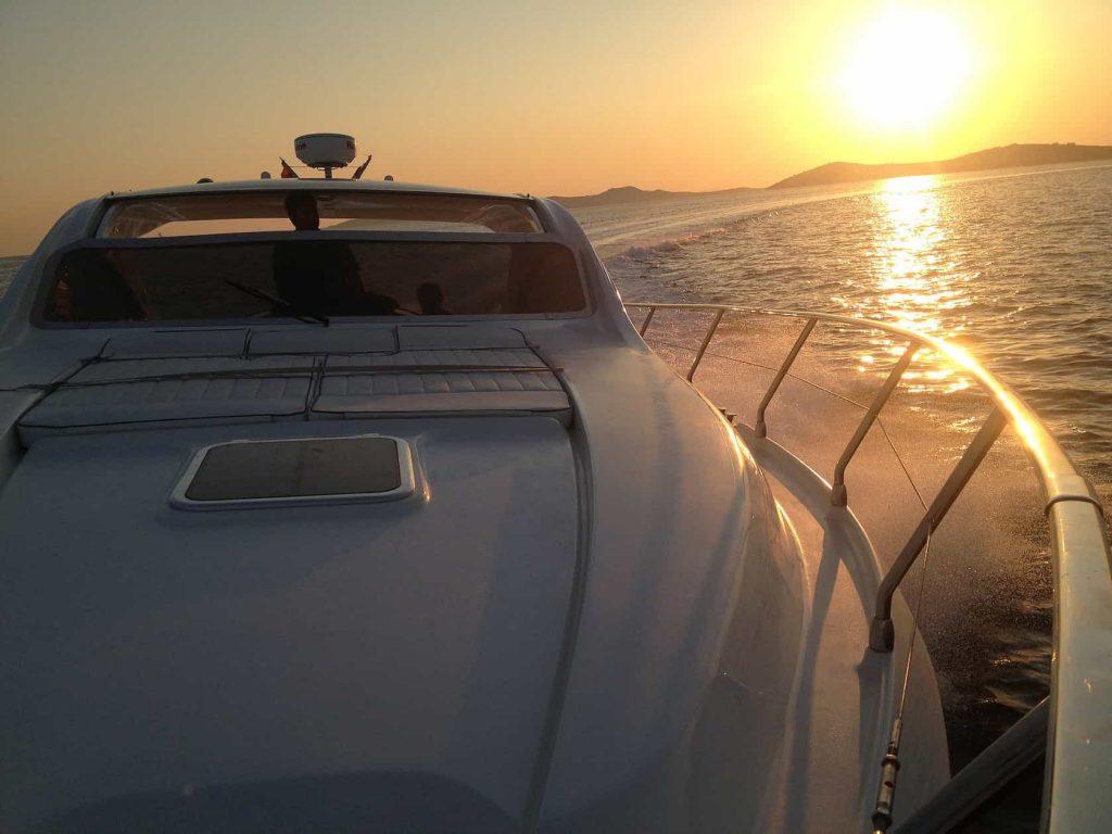 Mykonos luxury yacht Primatist G418