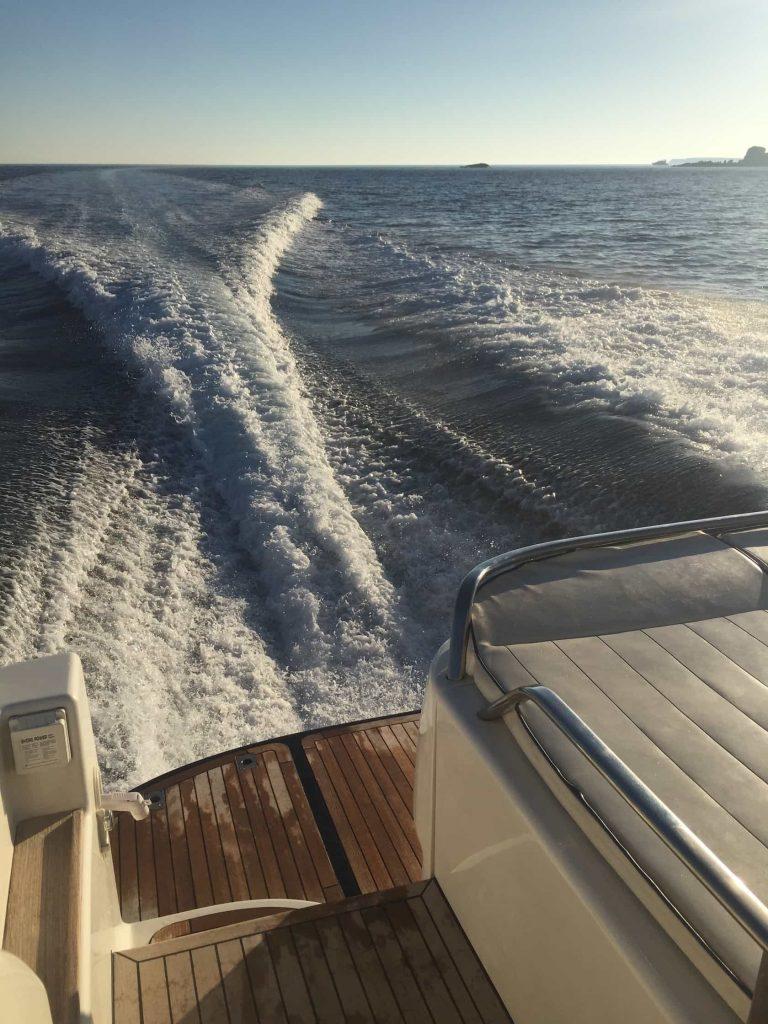 Mykonos luxury yacht Primatist G419