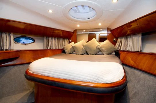 Mykonos luxury yacht PrincessV5810