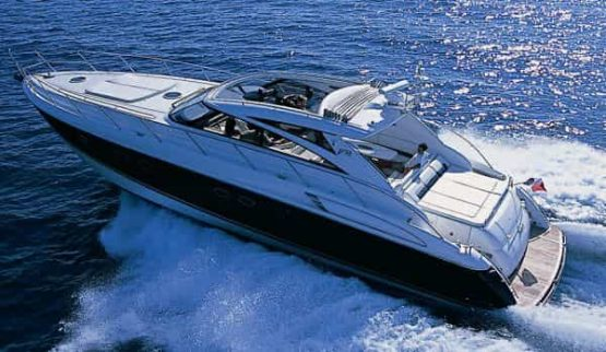 Mykonos luxury yacht PrincessV587
