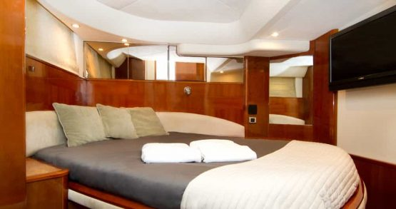 Mykonos luxury yacht PrincessV588