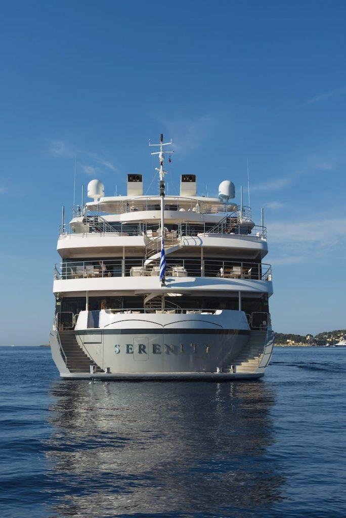 Mykonos Luxury Yacht Serenity13