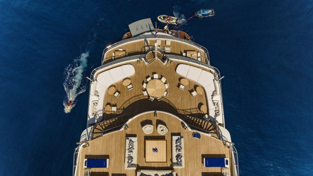 Mykonos Luxury Yacht Serenity2
