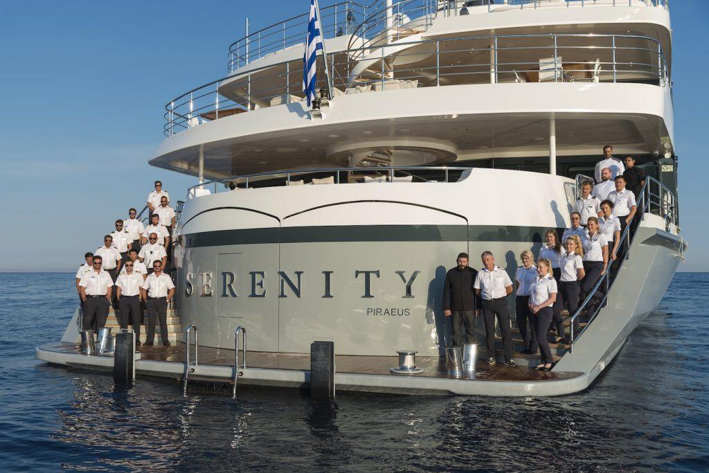 Mykonos Luxury Yacht Serenity20