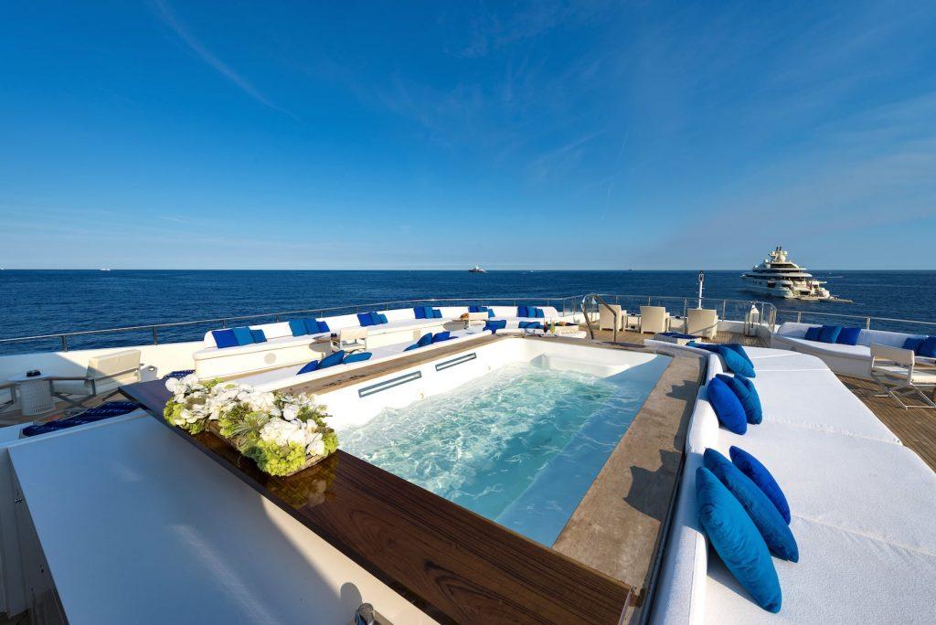 Mykonos Luxury Yacht Serenity3