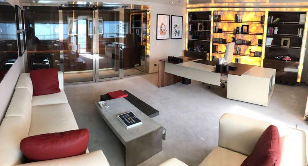 Mykonos Luxury Yacht Serenity30