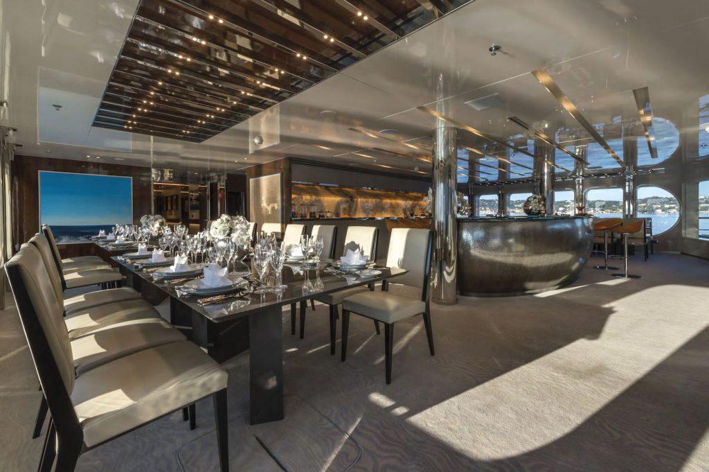 Mykonos Luxury Yacht Serenity32