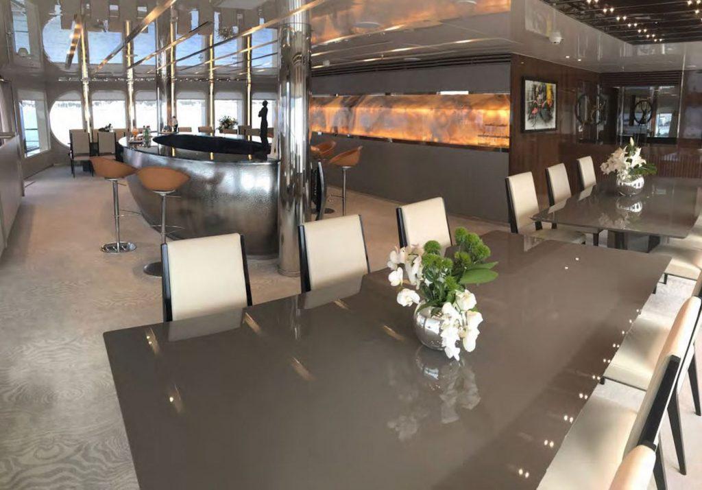 Mykonos Luxury Yacht Serenity33
