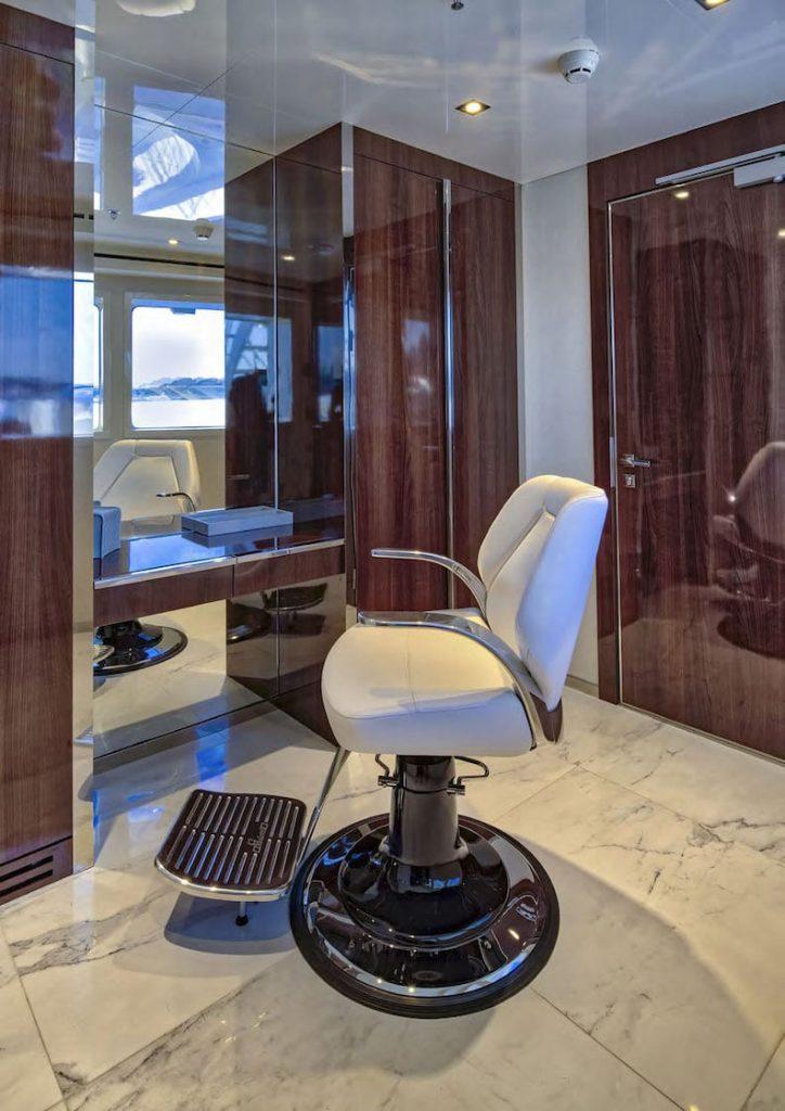 Mykonos Luxury Yacht Serenity40
