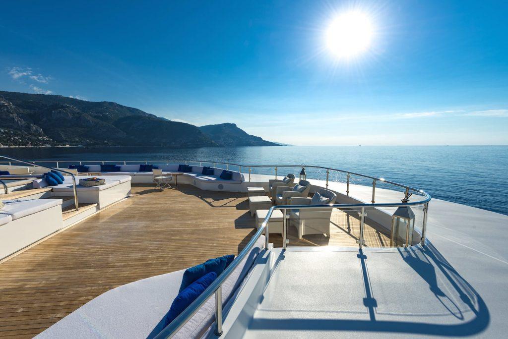 Mykonos Luxury Yacht Serenity6